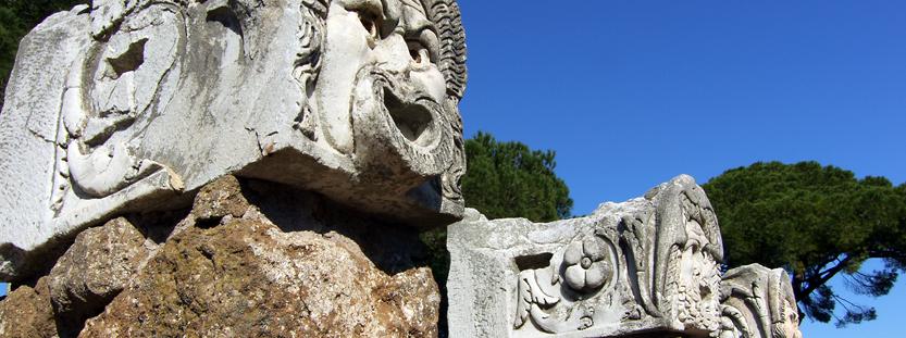 Una pompei nel lazio la citt morta di ostia antica for Di tommaso arredamenti ostia